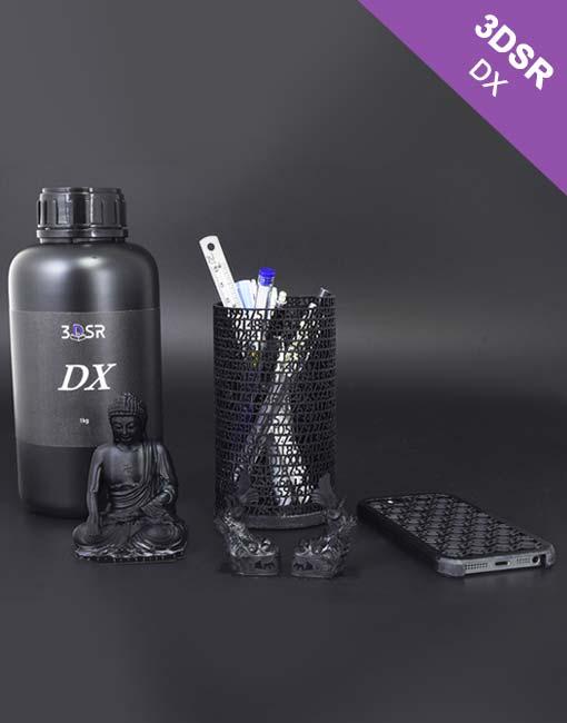 3DSR DX Black Resin